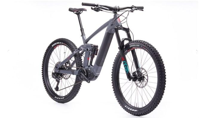 Электровелосипед Kona remote 160