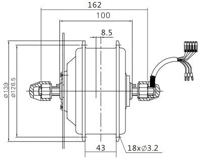 Shengyi DGW07C-FA чертеж