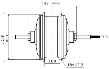 Shengyi DGW07C-RA чертеж
