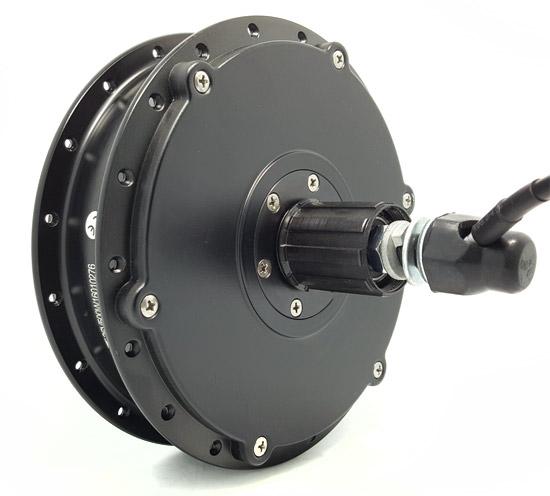 Мотор-колесо Xiongda YTW-05
