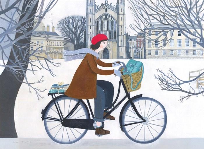 Велосипеды в творчестве Мани Паркс
