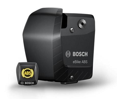 ABS braking is coming to an e-bike
