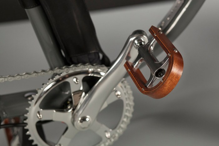 деревянные велосипедные педали