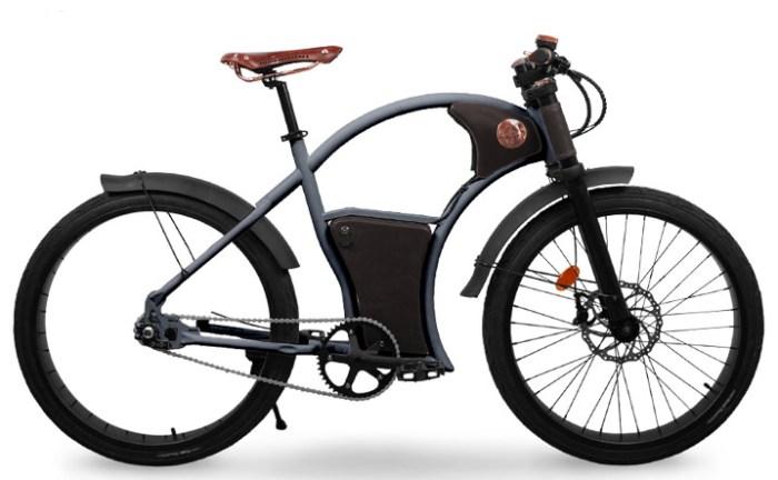 Электровелосипед Rayvolt Bike Torino