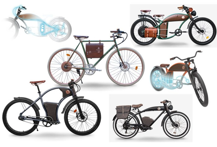 Электровелосипеды Rayvolt bikes