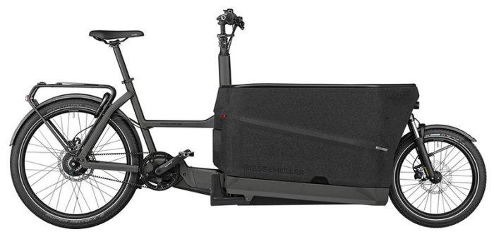 Городской грузовой электрический велосипед Packster 70