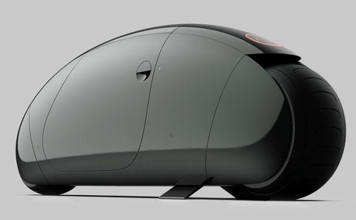 Электромотоцикл Autonomous LDR