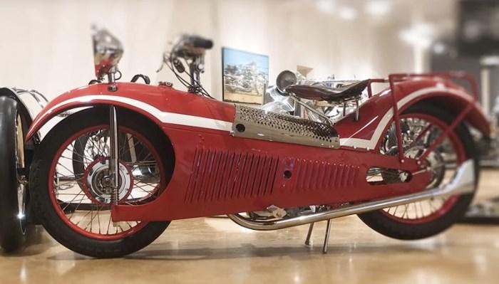 Мотоцикл Majestic 1929 года