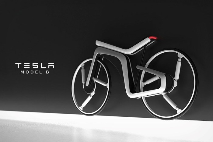 Электромопед Tesla Model B