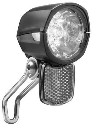 Фара ближнего света для электровелосипеда Busch + Müller LUMOTEC Dopp E