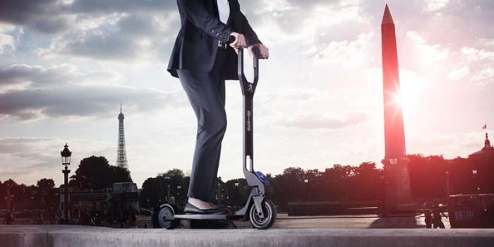 Электросамокат Peugeot Micro e-Kick