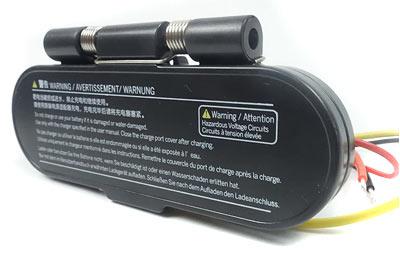 Порт зарядки электросамоката