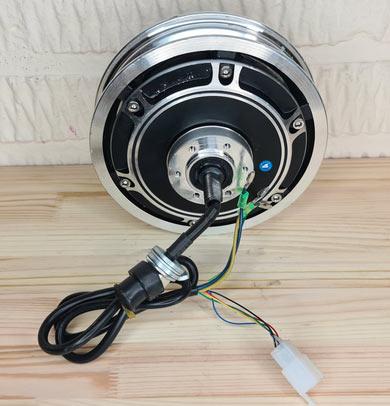 Мотор-колесо для электросамоката Kugoo M4 PRO