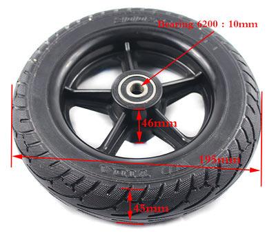 Переднее колесо для KUGOO M4 PRO