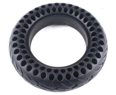 Цельнолитая бескамерная шина для электросамоката KuGoo M4 Pro