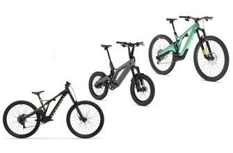 Электровелосипеды Forestal