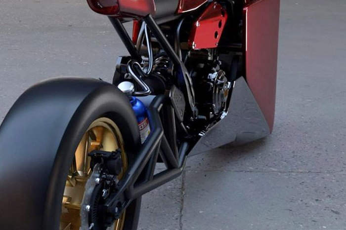 Концепт мотоцикла от Ziggymoto
