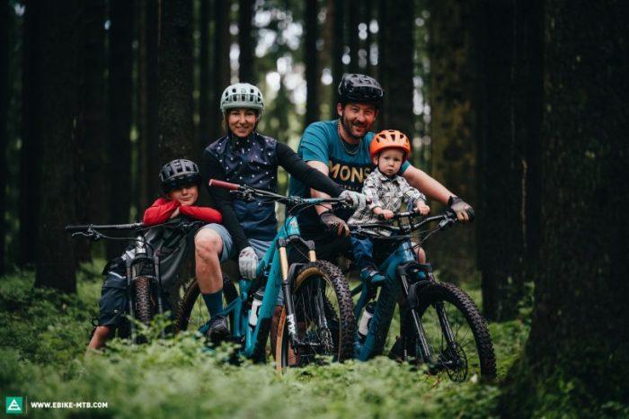 Детское велокресло Shotgun Pro