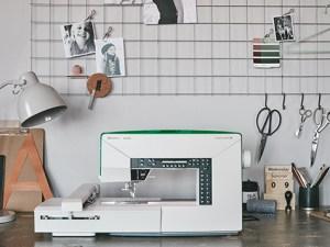 DESIGNER JADE35 - machine à coudre