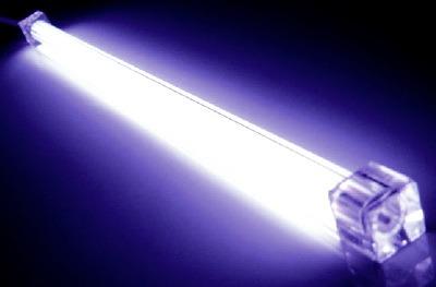 Размеры ламп дневного света
