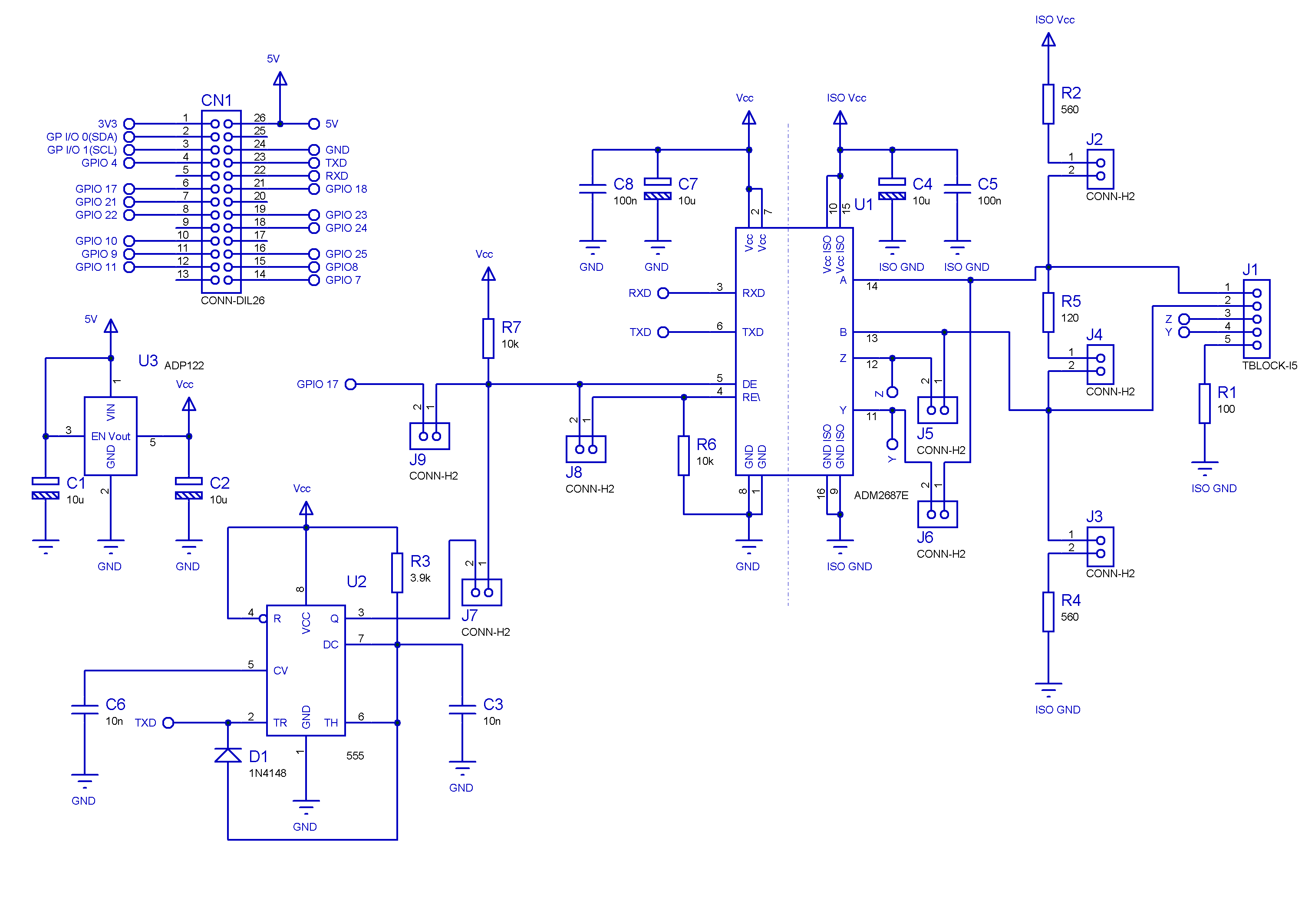 Rs 422 To Rs485 Wiring 485