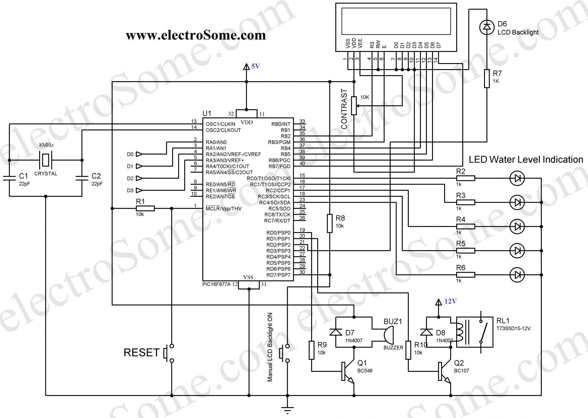 Boiler Drum Level Control additionally Wiring Harness And Fuse Bo also Wiring Diagram For Potterton Central Heating Programmer likewise 0429 090 moreover Watch. on water level indicator controller pic