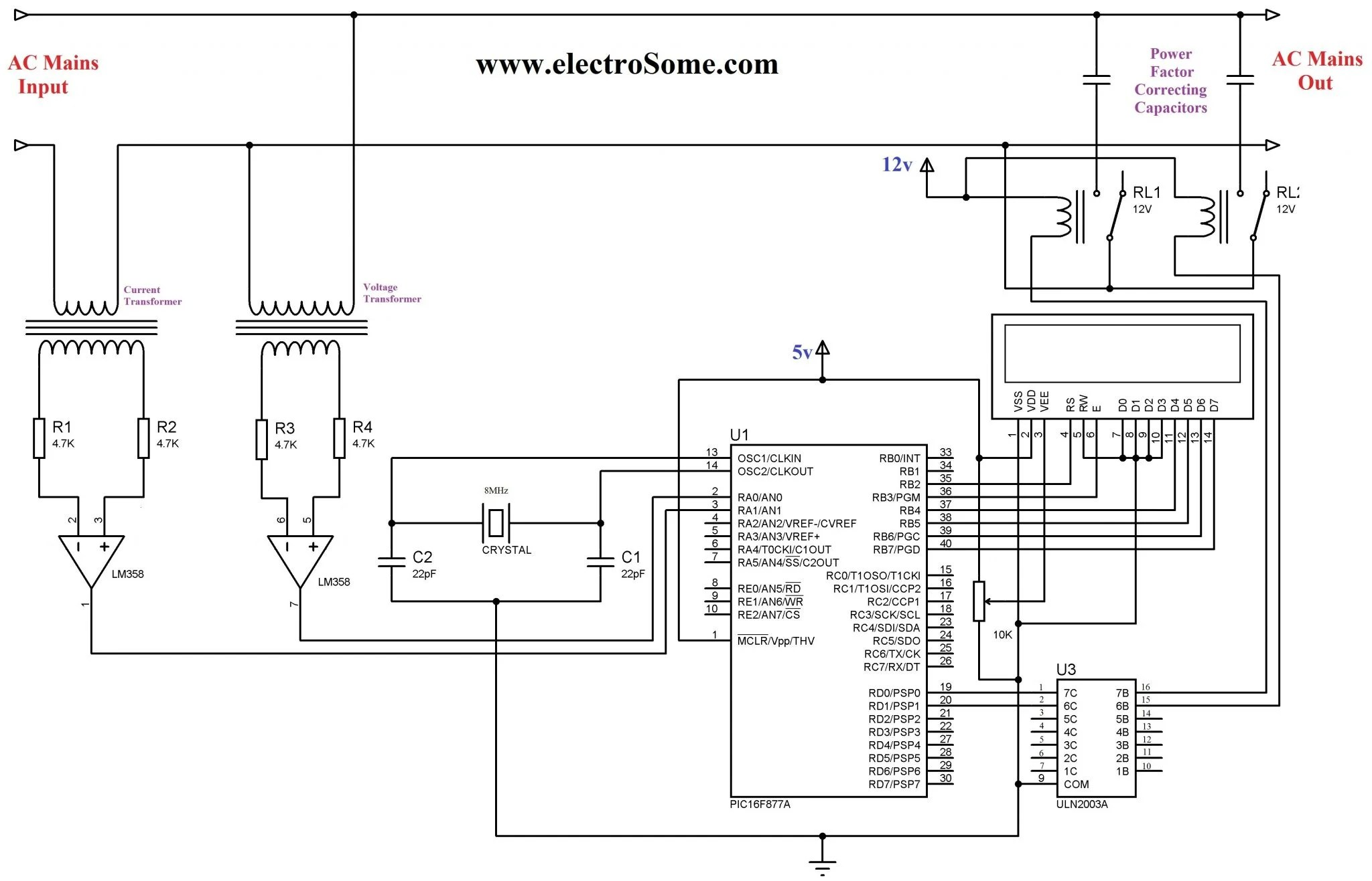 Wiring Amp Engine Diagram