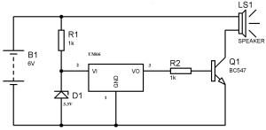 UM66 Melody Generator IC | UGE Electronics Egypt