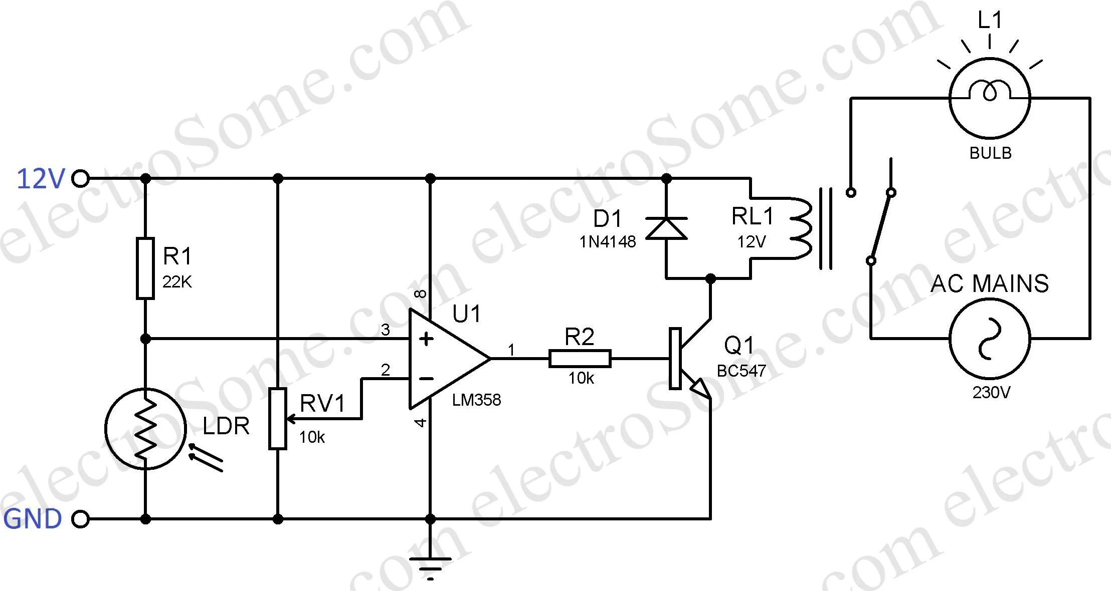 Logic Diagram Circuit