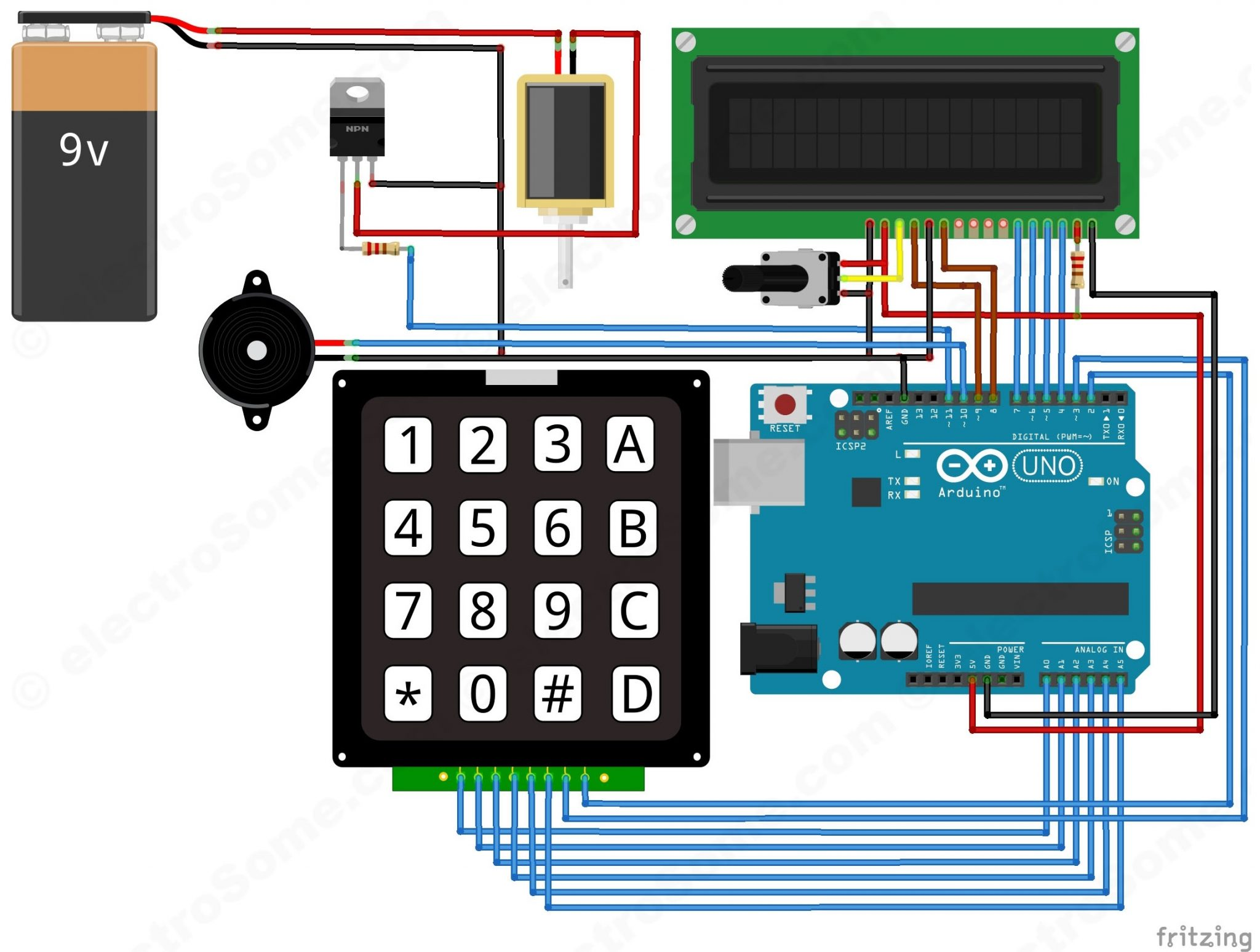 Arduino Buzzer Wiring Diagram Expert Schematics Need Help With My Game Show Electronics Forum Circuits