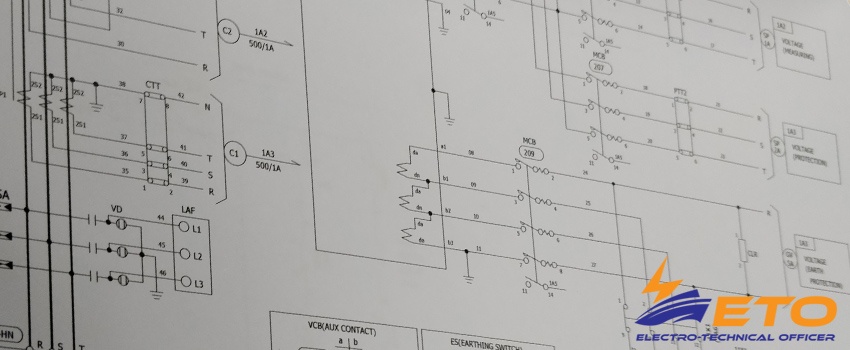 how to read ships electrical diagrams electro technical officer eto rh electrotechnical officer com