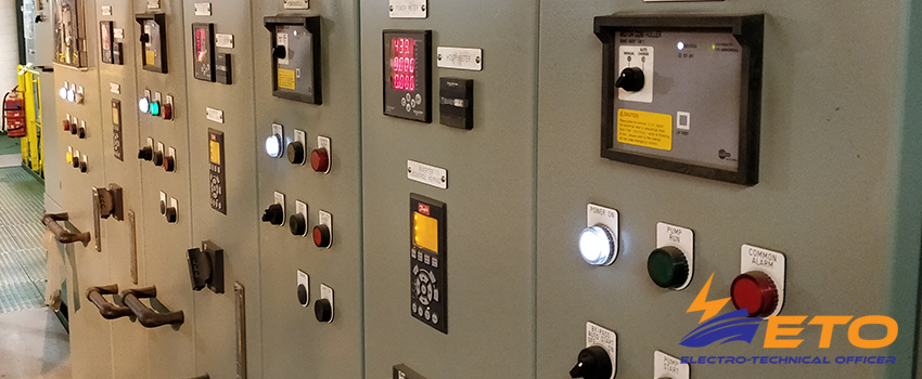 Overcurrent Protection of ship electrical system