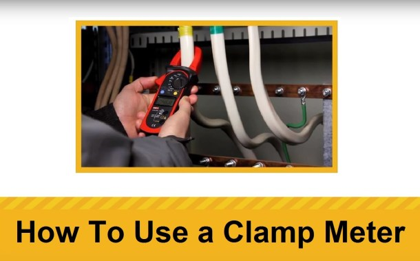 How to use current clamp meters on ship power system