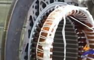 Maintenance of stator on marine motors