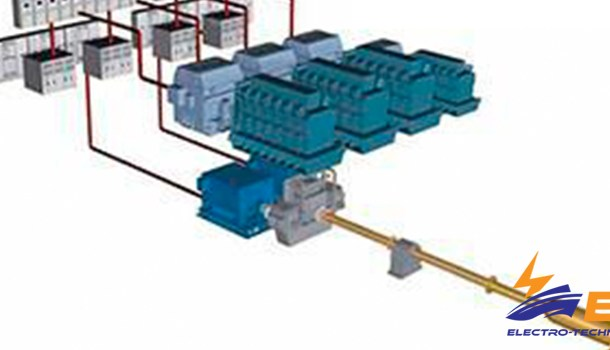 Types of Diesel Electric Propulsion on ship