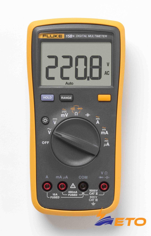 Best Multimeter for Work on Ship- Fluke 101 Digital Multimeter