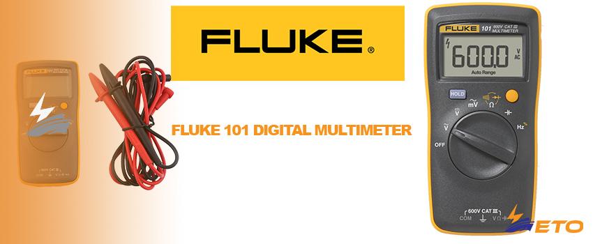Fluke 101 Best price for ETO multimeter