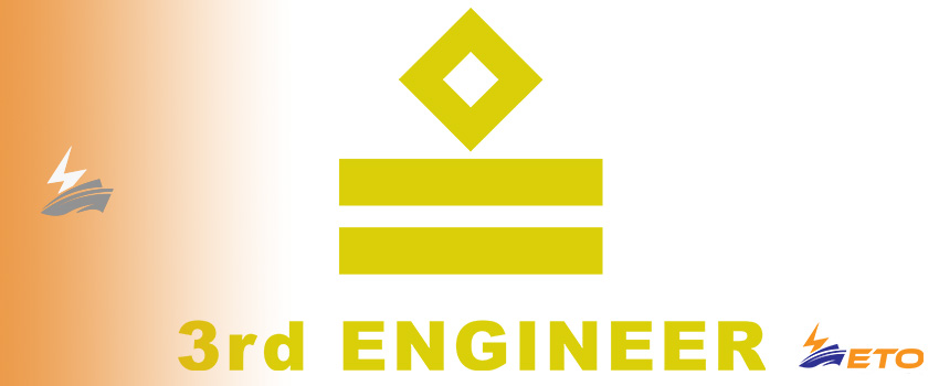 Merchant Marine 3rd Engineer rank image