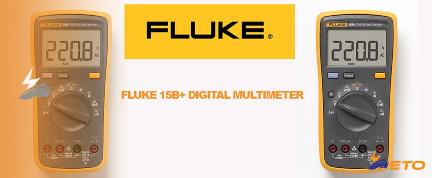 Ship best Multimeter Fluke 15B+ Digital Multimeter Best Price