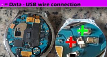 Samsung Gear S2 3G SM-R730T PINOUTS Diagram