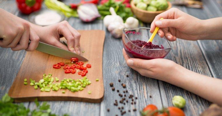 Corsi privati di cucina salutare