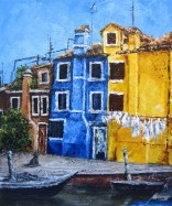 "Canvas 10, ""Burano"""