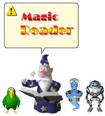 Magic Reader