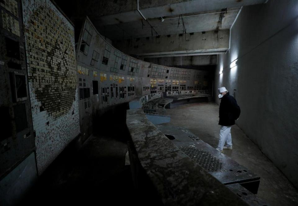 Τσέρνομπιλ  ατύχημα σε πυρηνικό εργοστάσιο