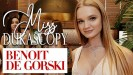 Défilé Miss Dukascopy à la boutique Benoit De Gorski