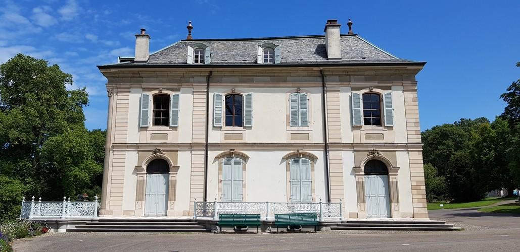 Poëme élégant à la Villa La Grange