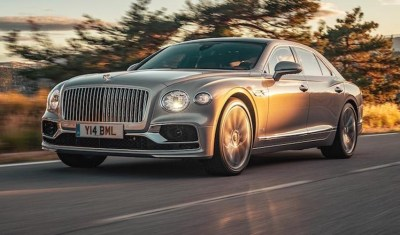 Bentley Flying Spur 2019