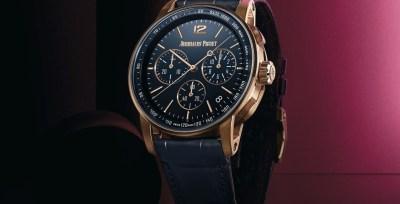 audemars piguet - winding-chronograph