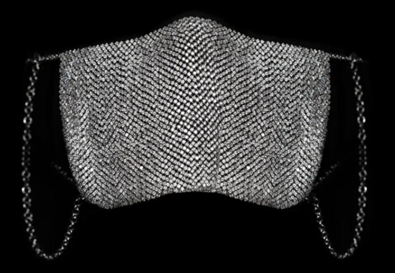The Jacob & Co. Diamond Mask