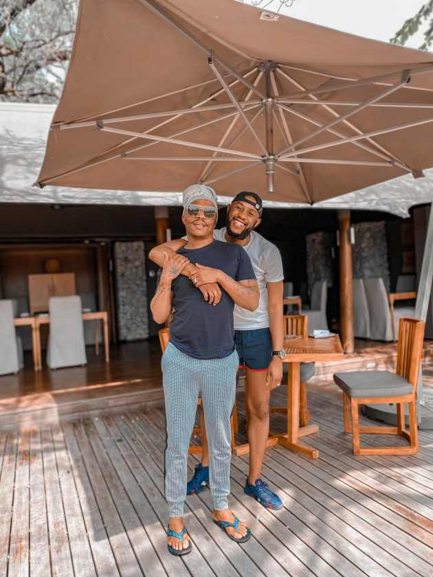 Somizi Accused of Being Bossy and Disrespectful Towards His Husband Mohale